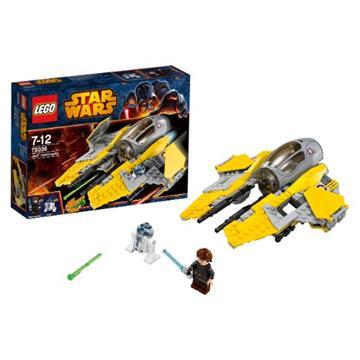 לגו מלחמת הכוכבים LEGO Jedi Interceptor 75038