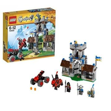 לגו אבירים LEGO The Gatehouse Raid 70402