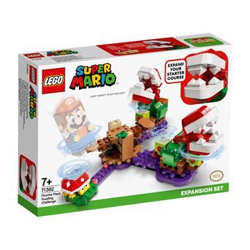 לגו מגה סטור סופר מריו 71382 LEGO Piranha Plant Puzzling Challenge - Expansion Set
