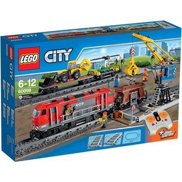לגו סיטי LEGO Heavy-Haul Train 60098