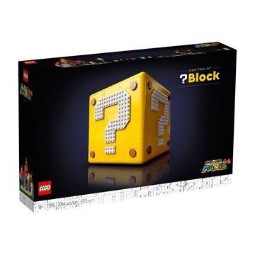 לגו מגה סטור סופר מריו 71395 LEGO Super Mario 64 Question Mark Block