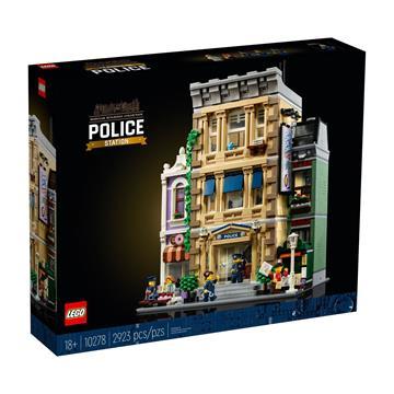 לגו מגה סטור קריאייטור 10278 LEGO Police Station