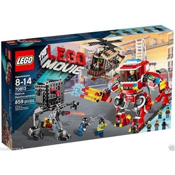 לגו סרט LEGO Rescue Reinforcements 70813