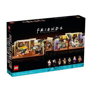 לגו מגה סטור Exclusive LEGO The Friends Apartments 10292