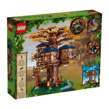 לגו מגה סטור רעיונות LEGO Treehouse 21318