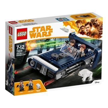 LEGO Han Solo's Landspeeder 75209 לגו מגה סטור מלחמת הכוכבים