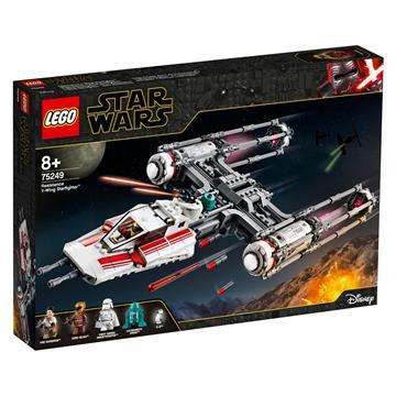 לגו מגה סטור מלחמת הכוכבים LEGO Resistance Y-wing Starfighter 75249
