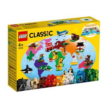 LEGO Around the World 11015 לגו מגה סטור קלאסיק