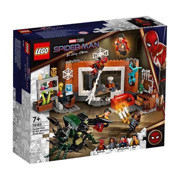 לגו מגה סטור גיבורי על 76185 LEGO Spider-Man at the Sanctum Workshop