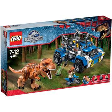 לגו פארק היורה LEGO T. rex Tracker 75918