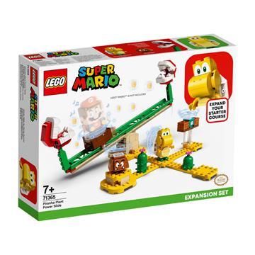 לגו מגה סטור סופר מריו LEGO Piranha Plant Power Slide Expansion Set 71365