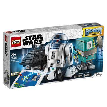 לגו מגה סטור מלחמת הכוכבים LEGO BOOST Droid Commander 75253