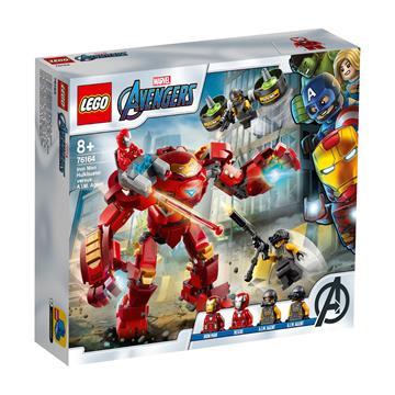 LEGO Iron Man Hulkbuster versus A.I.M. Agent 76164 לגו מגה סטור גיבורי על
