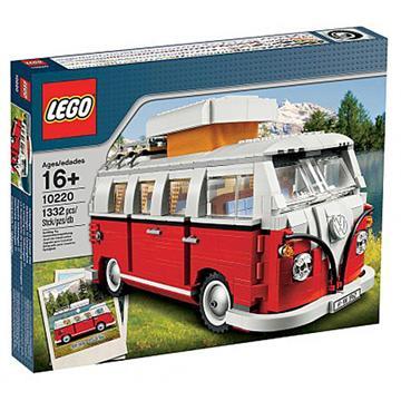 לגו מגה סטור קריאייטור LEGO Volkswagen T1 Camper Van 10220