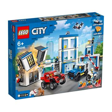 LEGO Police Station 60246 לגו מגה סטור סיטי