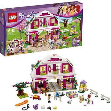 לגו חברות LEGO Sunshine Ranch 41039