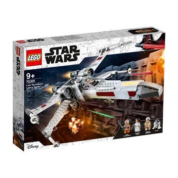 לגו מגה סטור מלחמת הכוכבים 75301 LEGO Luke Skywalker