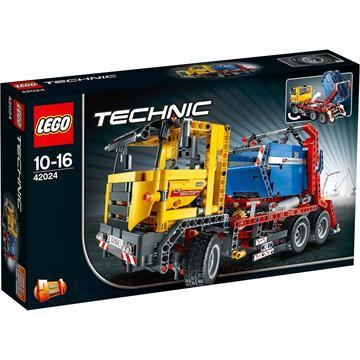 לגו טכניק LEGO Container Truck 42024