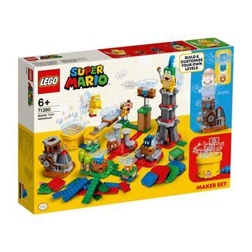 לגו מגה סטור סופר מריו 71380 LEGO Master Your Adventure - Maker Set