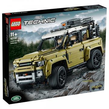 לגו מגה סטור 42110 LEGO Land Rover Defender