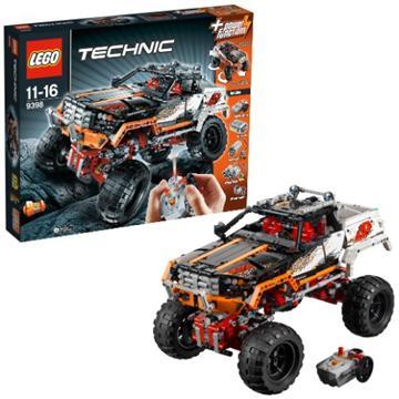 לגו טכניק LEGO 4x4 Crawler 9398