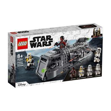לגו מגה סטור מלחמת הכוכבים LEGO Imperial Armored Marauder 75311