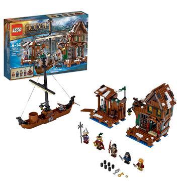 לגו הוביט LEGO Lake-town Chase 79013