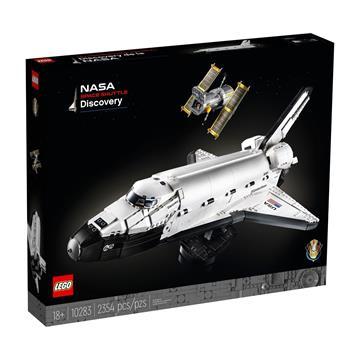 לגו מגה סטור LEGO 10283 NASA Space Shuttle Discovery