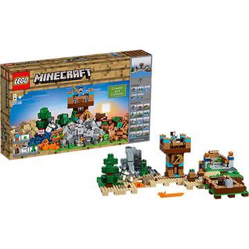 לגו מיינקראפט LEGO The Crafting Box 2.0 21135