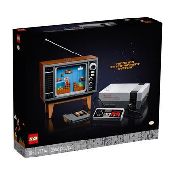 לגו מגה סטור סופר מריו LEGO Super Mario Nintendo Entertainment System 71374