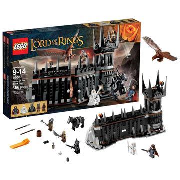 לגו הוביט LEGO Battle at the Black Gate 79007