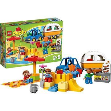 לגו דופלו LEGO Camping Adventure 10602