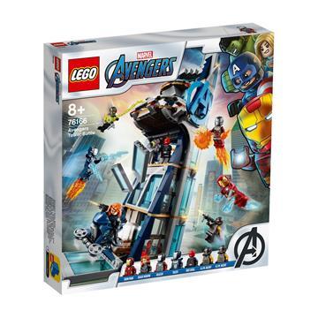 LEGO Avengers Tower Battle 76166 לגו מגה סטור גיבורי על