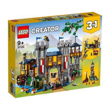לגו מגה סטור Creator 31120 LEGO Medieval Castle