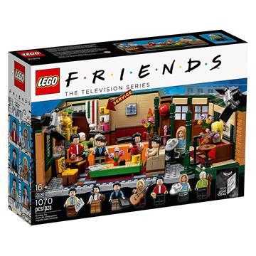 לגו מגה סטור רעיונות LEGO Central Perk 21319