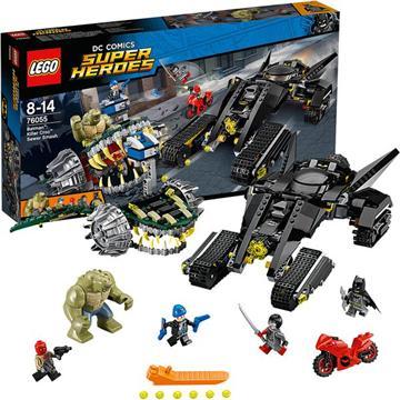 לגו מגה סטור גיבורי על LEGO Batman: Killer Croc Sewer Smash 76055