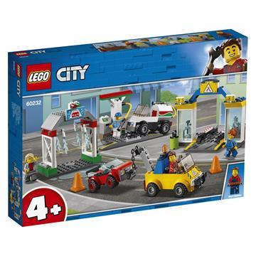 לגו מגה סטור סיטי 60232 LEGO Garage Center