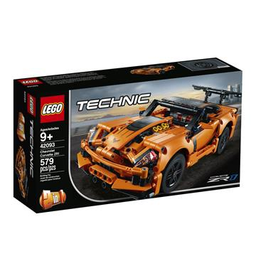 LEGO Chevrolet Corvette ZR142093 Technic לגו מגה סטור