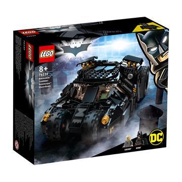 לגו מגה סטור גיבורי על 76239 LEGO Batmobile Tumbler: Scarecrow Showdown