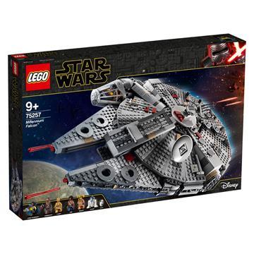 לגו מגה סטור מלחמת הכוכבים LEGO Millennium Falcon 75257