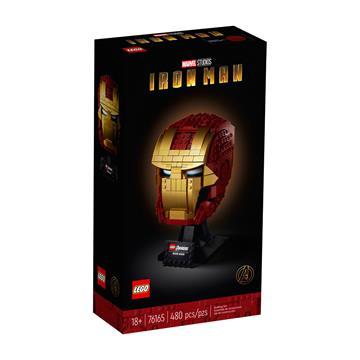 LEGO Iron Man Helmet 76165 לגו מגה סטור גיבורי על
