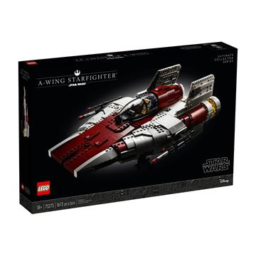 LEGO A-wing Starfighter 75275 לגו מגה סטור Exclusive