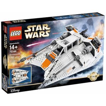 לגו מגה סטור מלחמת הכוכבים LEGO Snowspeeder 75144