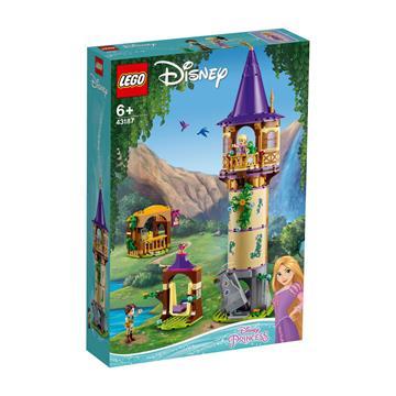 LEGO Rapunzel's Tower 43187 לגו מגה סטור נסיכת דיסני