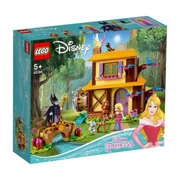 LEGO Aurora's Forest Cottage 43188 לגו מגה סטור נסיכת דיסני