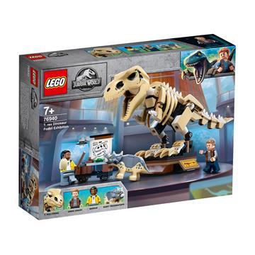 לגו מגה סטור פארק היורה 76940 LEGO T. rex Dinosaur Fossil Exhibition