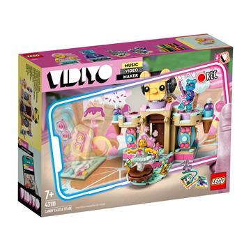לגו מגה סטור VIDIYO 43111 LEGO Candy Castle Stage