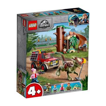 לגו מגה סטור פארק היורה 76939 LEGO Stygimoloch Dinosaur Escape