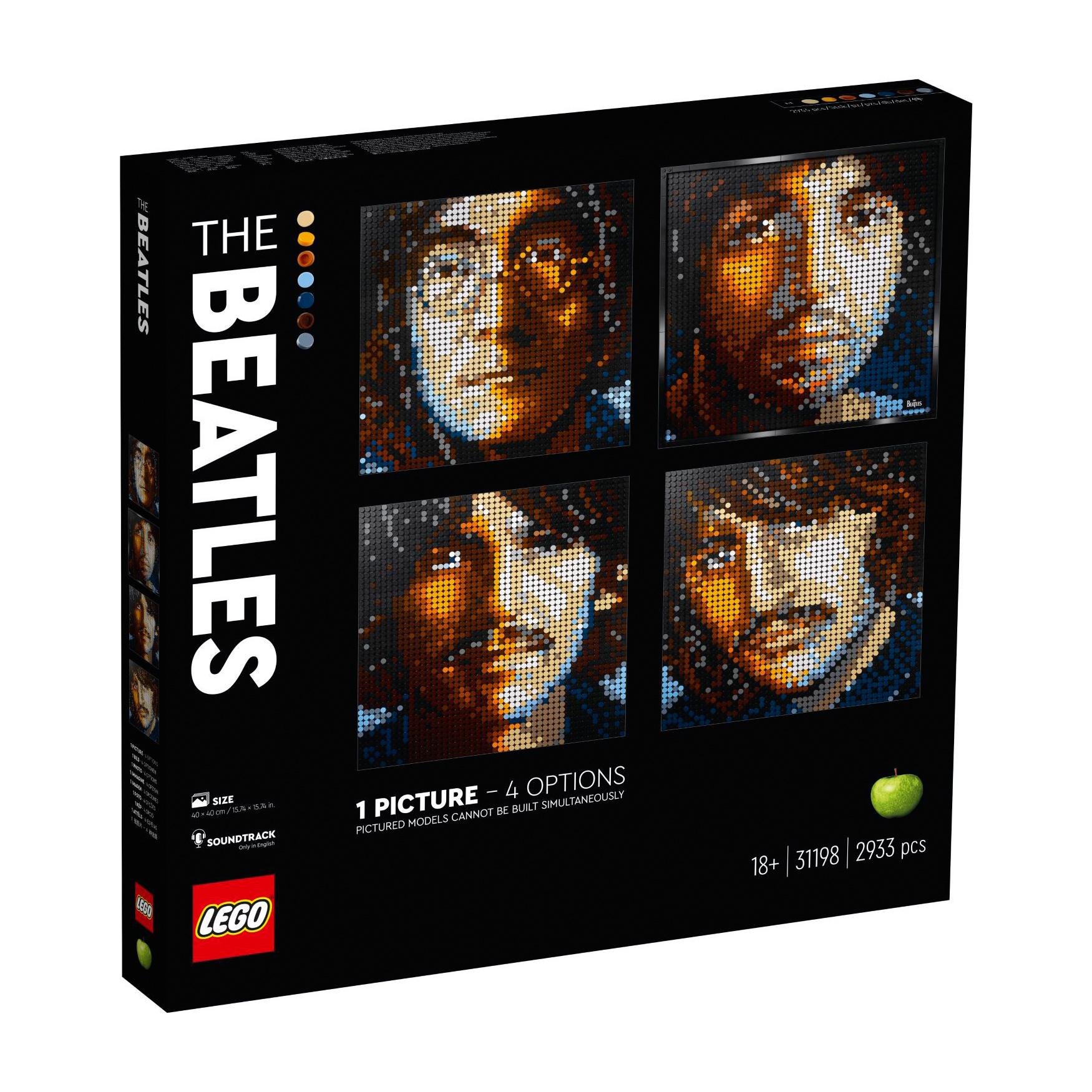 לגו מגה סטור ART 31198 LEGO The Beatles