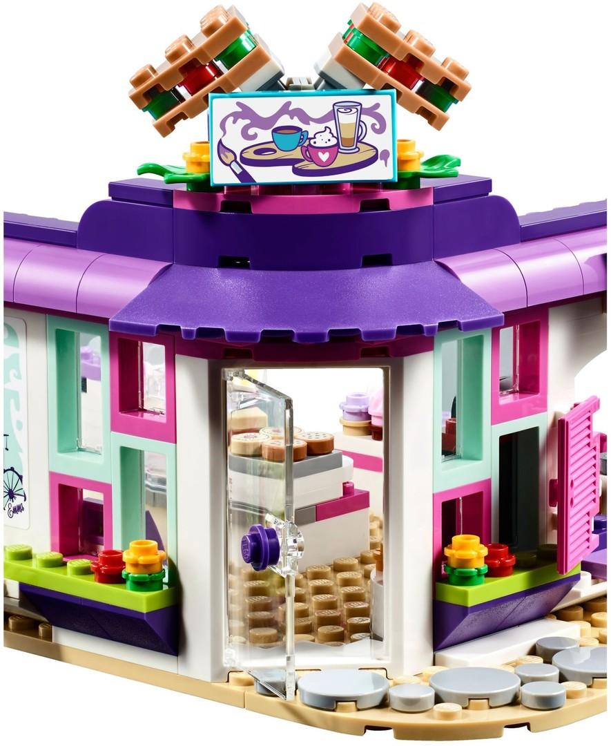 לגו מגה סטור חברות LEGO Emma